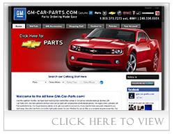 GM Car Parts
